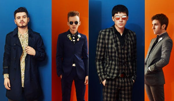 The Strypes Tour Dates
