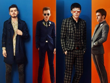 The Strypes + Raglans + The Shimmer Band + The Turning picture