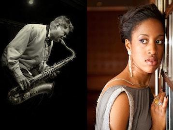 The Jazz Mix: Louise Marshall & Derek Nash picture