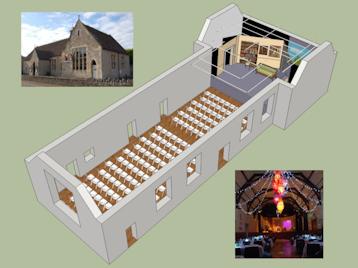 Wedmore Village Hall venue photo