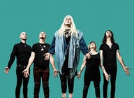 Psychic TV artist photo