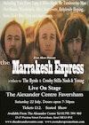 Flyer thumbnail for The Marrakesh Express