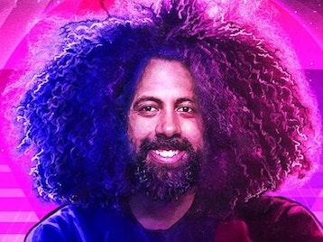 Reggie Watts artist photo