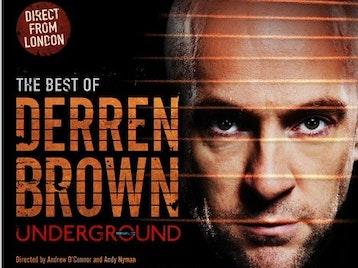 Infamous: Derren Brown picture