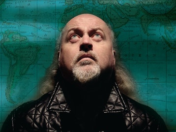 Larks In Transit UK Tour 2018: Bill Bailey picture