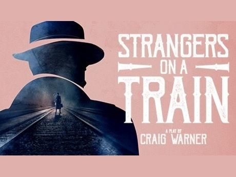 Strangers On A Train Tour Dates
