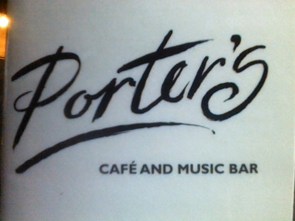 Porters Cafe / Music Bar Events