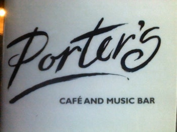 Porters Cafe / Music Bar venue photo