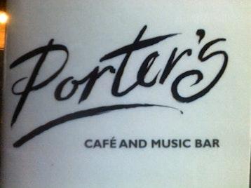 Porters Cafe / Music Bar venue photo