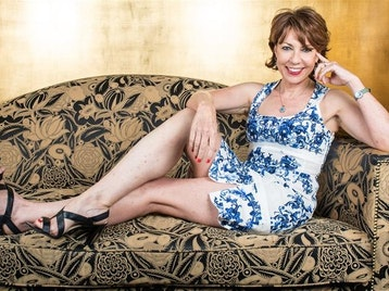 Girls' Night Out: Kathy Lette picture