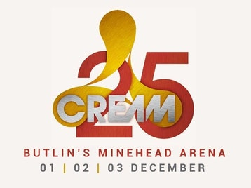 Cream - 25th Anniversary Weekender picture