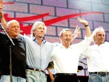 Pink Floyd artist photo