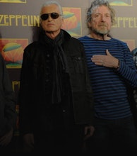 Led Zeppelin artist photo