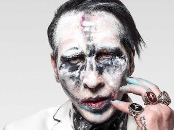 Marilyn Manson artist photo