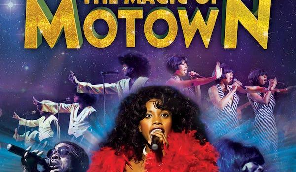 The Magic Of Motown Tour Dates