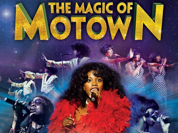 The Magic Of Motown Tour Dates