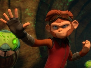 Film promo picture: Spark: A Space Tail