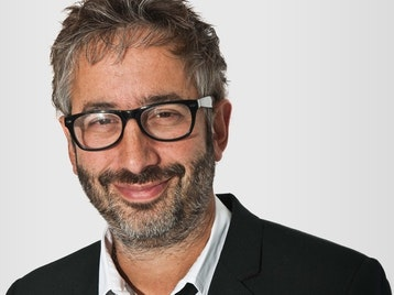 My Family - Not The Sitcom: David Baddiel picture