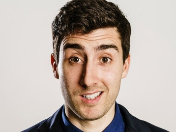 Laugh Train Home - Edinburgh Previews: Steve Bugeja, Sarah Keyworth picture