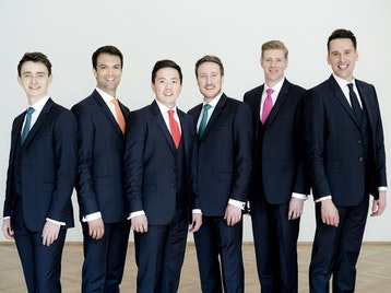 The King's Singers artist photo
