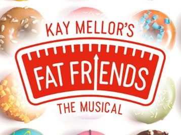 Fat Friends - The Musical (Touring), Jodie Prenger, Sam Bailey, Freddie Flintoff picture
