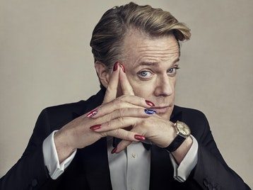 Work In Progress: Eddie Izzard picture