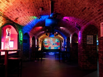 Cavern venue photo