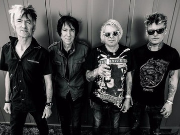 Punk Rock Xmas Party: UK Subs, Control, Morgellons picture