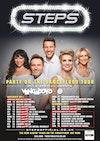 Flyer thumbnail for Party On The Dancefloor Tour: Steps, The Vengaboys, Max Restaino