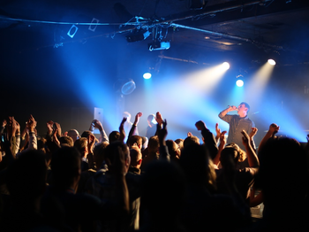 The Wedgewood Rooms venue photo