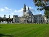 Cardiff City Hall Lawn photo