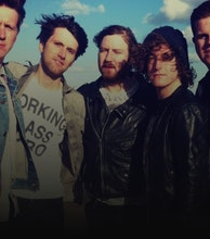 The Pigeon Detectives artist photo