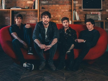 The Coronas + Hudson Taylor picture
