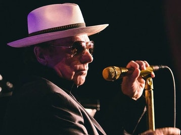 January Blues: Van Morrison picture