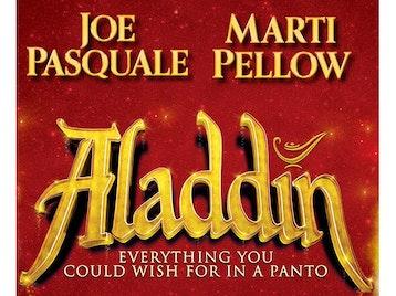 Aladdin: Joe Pasquale, Marti Pellow, Hayley Tamaddon picture