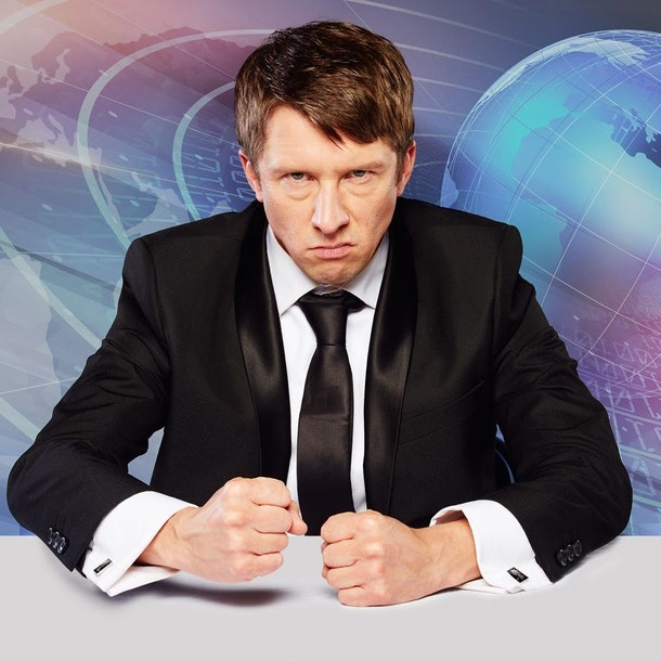 Jonathan Pie: Fake News (The Corona Remix)
