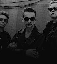 Depeche Mode artist photo