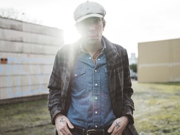 Justin Townes Earle artist photo