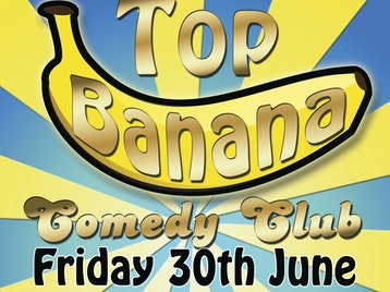 Top Banana Comedy Club: Justin Moorhouse, Nigel Ng, Katie Mulgrew, Tom Stade picture