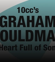 10cc's Graham Gouldman & Heart Full Of Songs artist photo