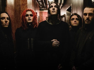 Motionless In White + The Defiled + Glamour Of The Kill picture