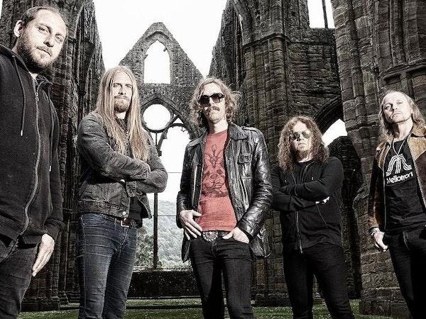 Opeth Tour Dates