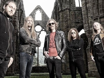 Opeth, Enslaved picture