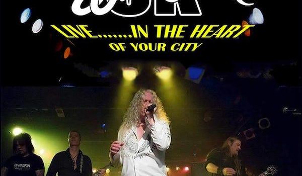Whitesnake UK - The Tribute Tour Dates