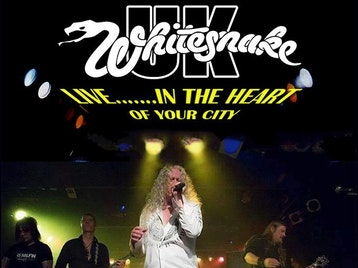 Whitesnake UK - The Tribute, The sCOPYons picture