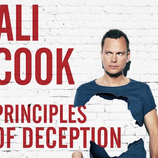 Ali Cook Tour Dates