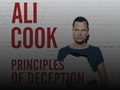 Principles of Deception: Ali Cook event picture