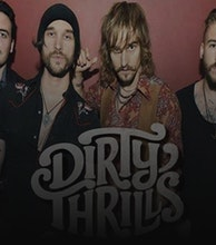 Dirty Thrills artist photo