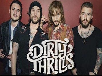 Dirty Thrills artist photo