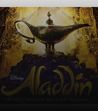 Disney's Aladdin artist photo